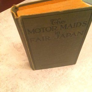 Motor Maids in Fair Japan Katherine Stokes book